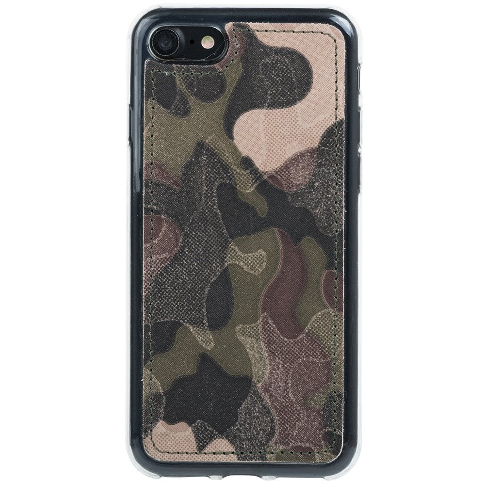 Surazo Back case phone case Military - Green Camouflage