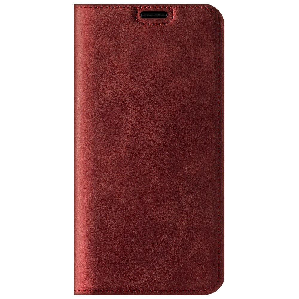 Surazo® Smart Magnet RFID case Nubuck - Red