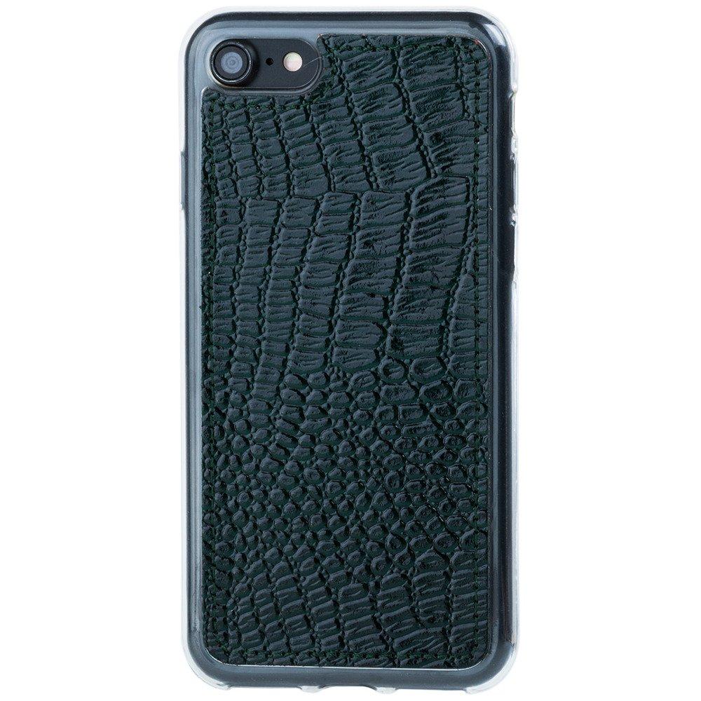 Surazo® Back case Lederhülle Cayme - Grün